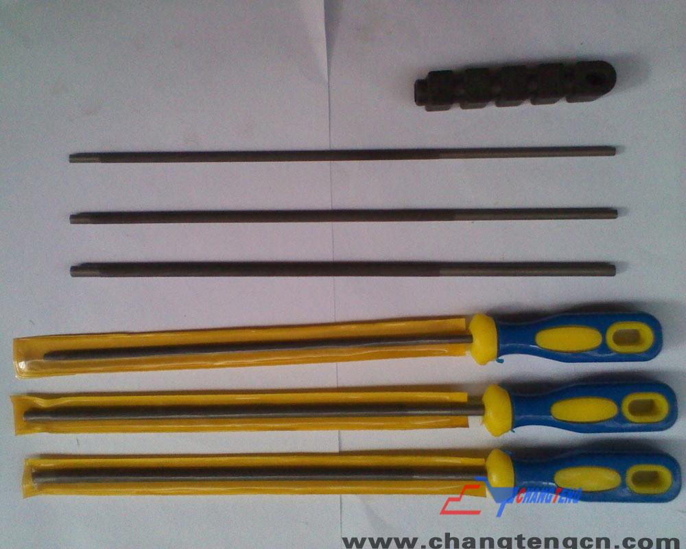 品牌油锯锉刀,链锯锉,油锯钢锉价格实惠